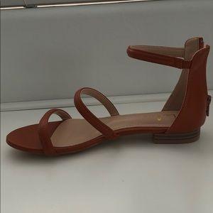 Lulus triple strap sandals